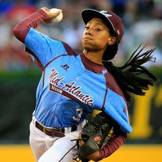 13-Year-Old Mo'ne Davis Is the Subject of an Insanely Inspiring Short Film