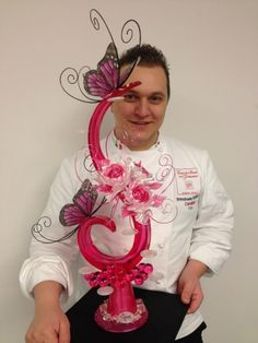 Want to do this Masterclass so very much!! 2-day Isomalt Masterclass with Emmanuele Forcone 9-10 May 2013 | Emmanuele Forcone | The Little Cake Shop Webstore