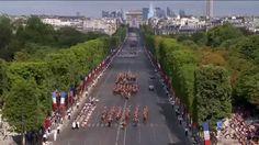 Défilé du 14 juillet 2015 : L'intégrale