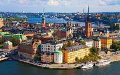 Stockholm, Sweden one of the best places on earth. Click for more!