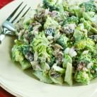 Raw Food Recipe: Broccoli Raisin Salad —Raw Food Rawmazing Raw Food