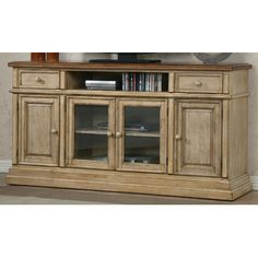 "Winners Only, Inc. Quails Run 65"" Media TV Stand $718"