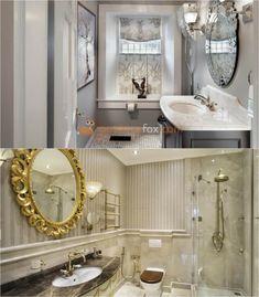 27 ideas bath room interior design classic for 2019 Bathroom Design Small, Bathroom Interior Design, Interior Design Living Room, Bath Design, Bathroom Ideas, Interior Design 2017, Interior Ideas, Classic Living Room, Classic Bathroom