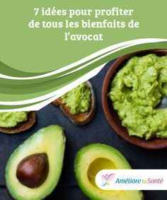 7 Amazing Ways to Take of the Goodness of Avocados are rich in minerals, and omega 3 and 9 fatty You can even use their Omega 3, Allergies, Delicious Fruit, Healthy Habits, Avocado Toast, Guacamole, Healthy Lifestyle, Remedies, Good Things