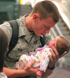 tenderness is easy for true warriors ... just as natural as kissin' babies you've just met for the first time.