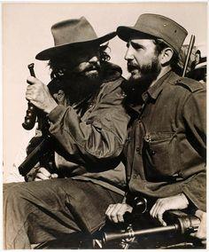 Fidel and Camilo