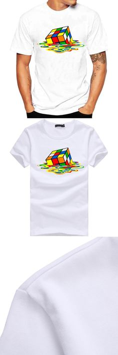 simple elegant man's shirts Boy Plus Size Print Tees Short Sleeve Cotton O-Neck mature men Shirt Blouse Tops dropshopping shirts