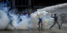 Uluslararası Af Örgütü Gezi Parkı için tüm dünyada eylem çağrısı yaptı!