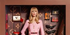 Vogue Models Pose as High Fashion Dolls — The Dieline - Branding & Packaging Design
