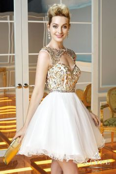 43 best After Prom Party Dresses images on Pinterest | Prom gowns ...
