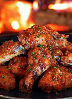 Low FODMAP Recipe and Gluten Free Recipe - Cinnamon, ginger and chili wings   http://www.ibssano.com/low_fodmap_recipes_cinnamon_ginger_chili_wings.html