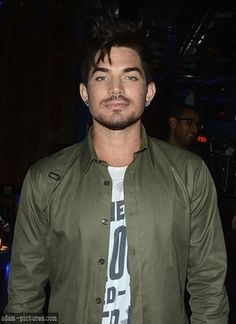 Adam Lambert - Click to view full size image