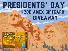 I nominate @BFAds for president of ‪#‎BlackFriday2015‬! They are giving away a $200 AmEx card for ‪#‎PresidentsDay‬ http://bfads.net/Presidents-Day-200-Gift-Card-Giveaway