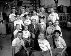 "TV Show  ""The Mickey Mouse Club""  [The Original One]...NEVER missed an episode! Tim Considine was my favorite....."