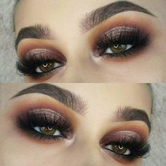 Pinterest @IIIannaIII Artist IG @makeup_by_natalia