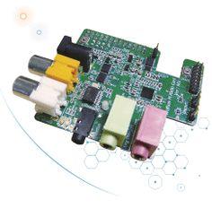 Wolfson Pi, Tarjeta de sonido para Raspberry Pi - Raspberry Pi