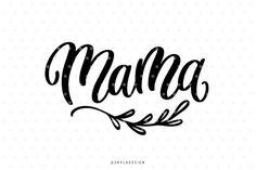 Fonts, SVG cut files, Watercolors, Mockups by SkylaDesign