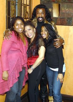 "Valerie Simpson and her late Nick Ashford and family.  Valerie is hosting a free tribute to Nick this Friday, August 10 8:30 p.m. with ""friends"" at Damrosch Park, Lincoln Center, New York City"