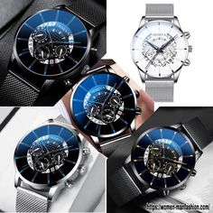 Sport Watches, Watches For Men, Make A Gift, Stainless Steel Case, Omega Watch, Nba, Quartz, Mens Fashion, Baseball
