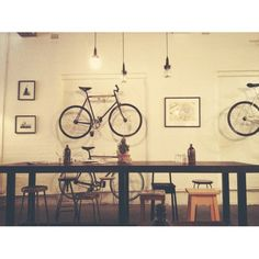 Little Mule cafe - we stop here on our Cafe Culture Walk...