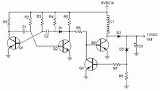 3000 Watt Inverter Circuit Diagram to complete pcb layout design. High power inverter circuit diagram see here for more information. Dc Dc Converter, Voltage Converter, Dc Circuit, Circuit Diagram, Sony Electronics, Electronics Projects, Power Supply Circuit, Voltage Regulator, High Voltage
