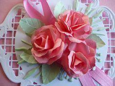Cheery Lynn Build a Flower #2 die set