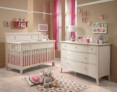 Baby Kinderzimmer-Vorhänge Rosa-Rot