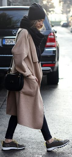 Oversize Coat by Fashion And Style