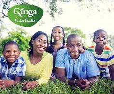 Que os dias felizes sejam mais longos!  Ginga – a marca da família angolana