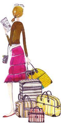SUJEAN RIM. Fashion illustration.