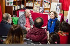 Hablamos de libros - En Librería Letras - Con Paula Carballeira - 27 de marzo Fotografía: Arturo Prieto / artYshot