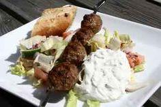 Glæsels græske kødboller på spid, billede 4