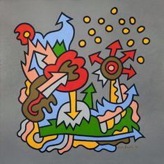 ΔΕΙΤΕ ΣΤΟ paletaart Bowser, Modern Art, Greek, Fine Art, Illustration, Artist, Artists, Illustrations, Contemporary Art
