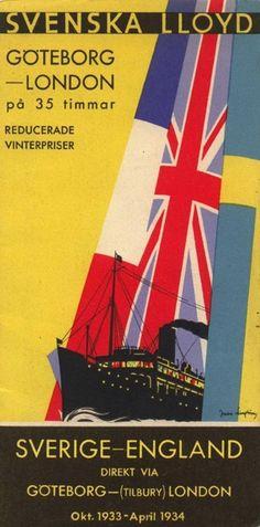 •Svenska Lloyd 1933