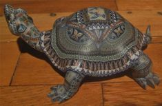17 Best images about Clay turtles on Pinterest | Ceramics, Sea turtles and Polymers