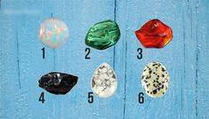Choose a stone and see what it reveals about you Favorite Color, Don't Worry, Money, Stitches, Malachite, Silver