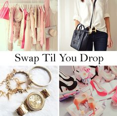 HOW TO THROW A SUCCESSFUL SWAP PARTY