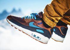 sweetsoles: Nike ID Air Max 90 Pendleton (by Seth...