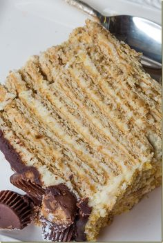 Honey Layered Cake in under 1 hour! No Baking Required! recipe by Let the Baking Begin Blog. com