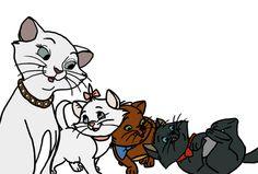 Disney <3 Aristocats