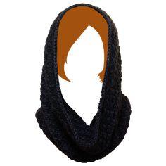 Loop-Schal-stricken-Anleitung-kostenlos-Loop-Schal-die-Erste-schwarz-Perlmuster-Kapuze-über-Kopf-ziehen-Kopf-200x200