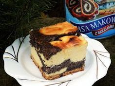 Polish Recipes, Polish Food, Nutella, Tiramisu, Cheesecake, Food And Drink, Cooking Recipes, Cookies, Baking