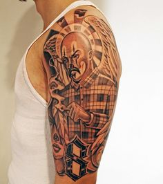 #mistercartoon #skidrowtattoo #ink #tattoo #blackandgrey #ctoons #Nocturnal #Tattooed #nocturnalink #BishopRotary #misterctoons #art