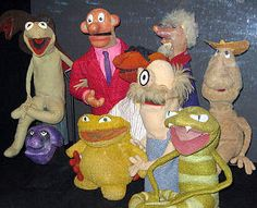 Sam and Friends: The original Muppets at the Smithsonian