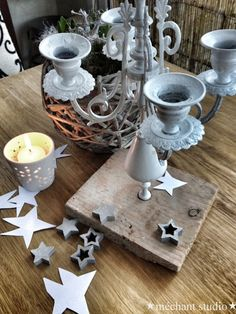 Stars candelabra  Amazing lamps on this board