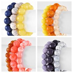 Rings of color   www.zodijewlry.com