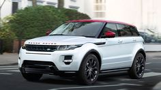 Range Rover Evoque - NW8