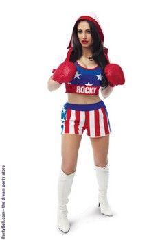 Sexy Rocky Adult Costume