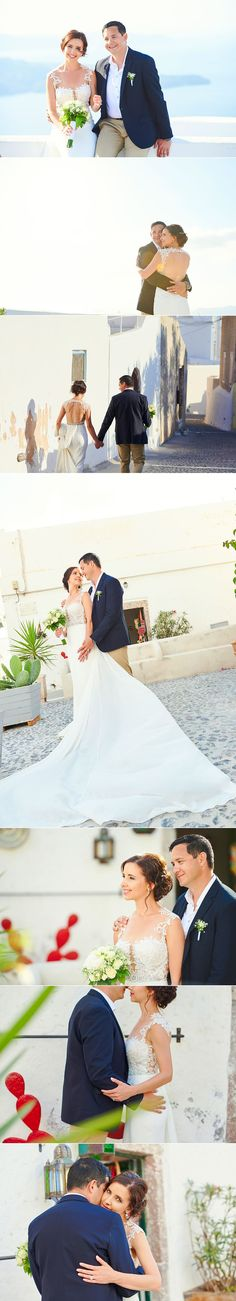 Paul Simone wedding in Santorini by Giota Zoumpou PhotostudioGT Paul Simon, Santorini Wedding, Photo Sessions, Wedding Photos, Marriage Pictures, Wedding Photography, Wedding Pictures