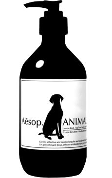 Body wash for your pampered pup...  A mild skin and fur wash to gently cleanse and deodorise your animals. Made with the same research, development and care we apply to our human product range.